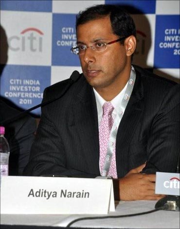 Aditya Narain, managing director, head - India research, Citi.