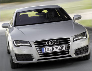 Audi A7.