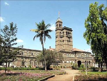 Pune University.