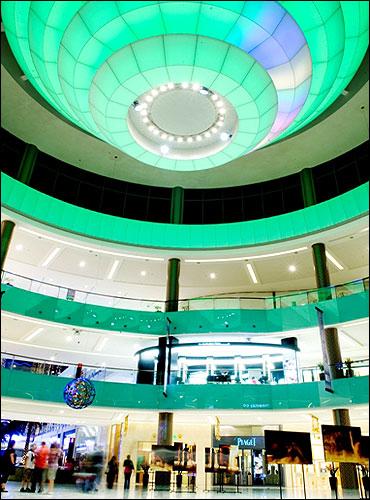 Grand Atrium.