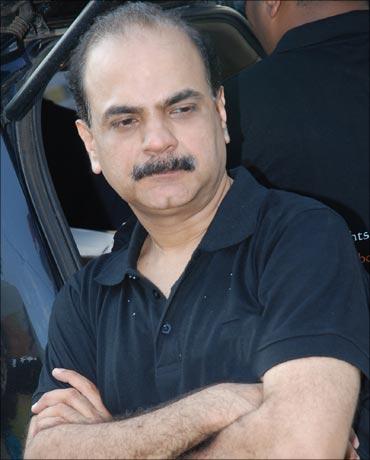 Manoj Gursahani, managing director of Vamoose.