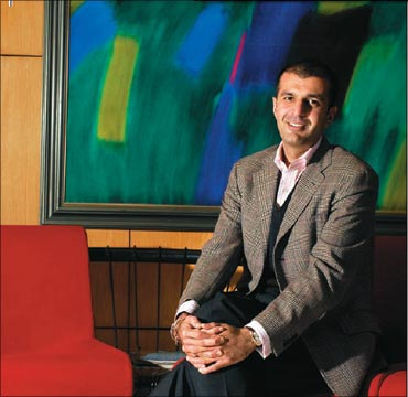 Neeraj Kanwar, Managing Director, Apollo Tyres.
