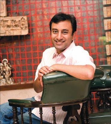 Puneet Dalmia, Managing Director, Dalmia Bharat Enterprises.
