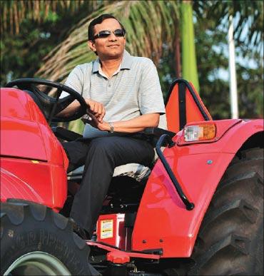 Pawan Goenka, President, AFS (Automotive, Farm Equipment Sector), M and M.