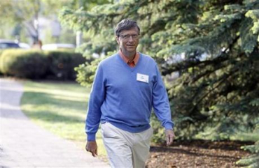 Bill Gates spill the beans in a candid interview.
