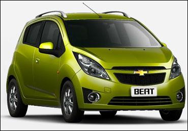 Chevrolet Beat Diesel.