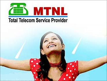 Mahanagar Telephone Nigam makes losses.