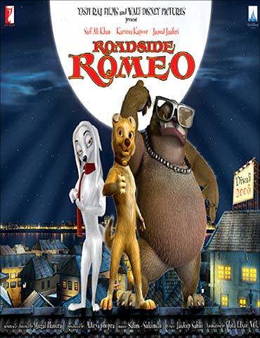 Roadside Romeo.