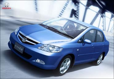 Honda slashes City prices by Rs 66,000