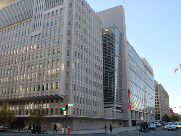 World Bank raises money by taking loans.