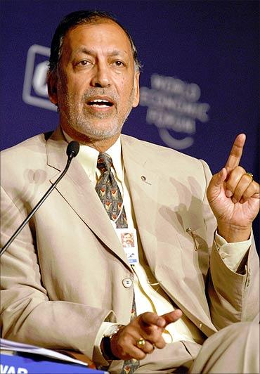 Rajendra Pawar, chairman, NIIT.