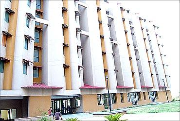 NIIT university.