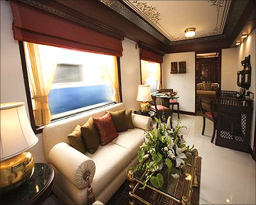 Maharajas' Express.