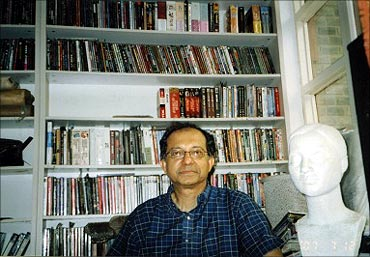 Chief economic advisor Kaushik Basu.