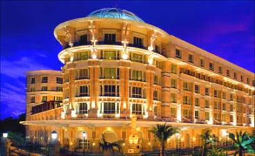 ITC has turned its hotel business into a global brand.
