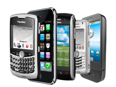 Market is seeing launch of smartphones on a regular basis.