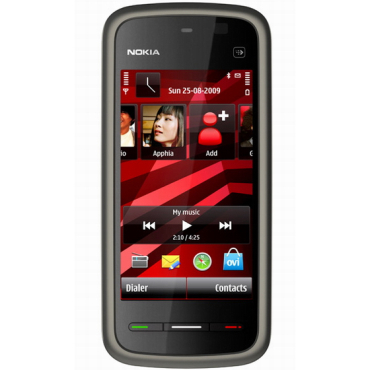 Low-end touchscreen smartphone by Nokia.