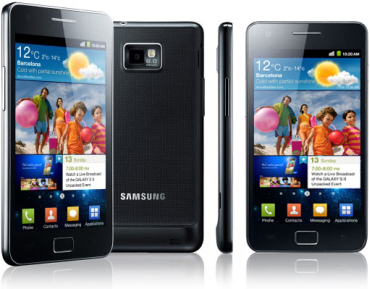 Samsung Galaxy S II costs Rs 30,999.