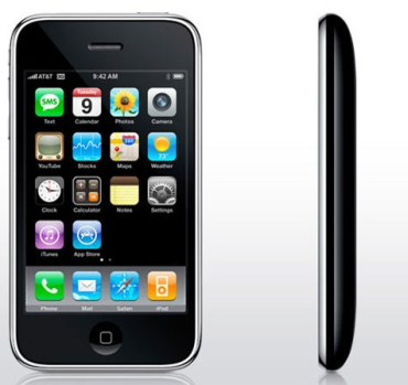 iPhone 3GS costs Rs 35,500.