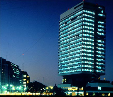 IBM office at Argentina.