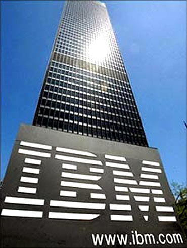 IBM headquarters