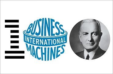 IBM is 100.