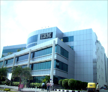 IBM, Bangalore.