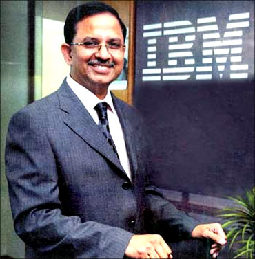 Shanker Annaswamy, managing director, IBM India.
