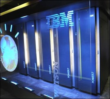 IBM's computer Watson.