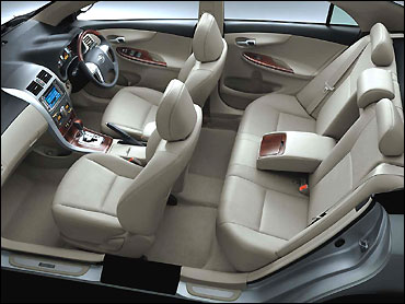 Interior view of Altis.