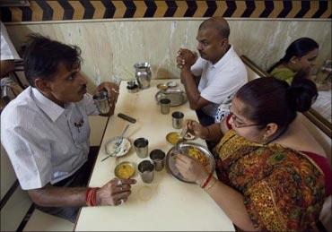 India food chain in deep change