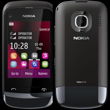 Nokia C2-03.