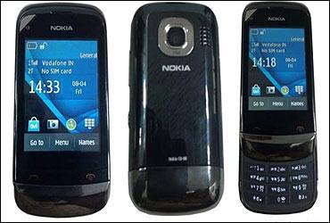 Nokia C2-06.