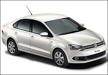 Volkswagen Vento Diesel.