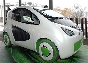 Fiat EV.