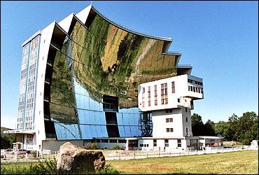 Solar Furnace.