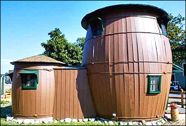 Pickle Barrel House, Michigan.