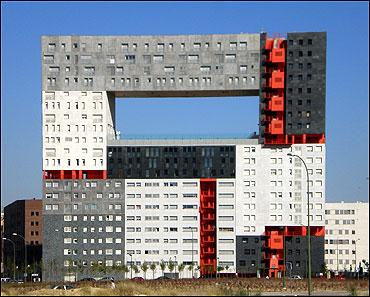 Edificio Mirador.
