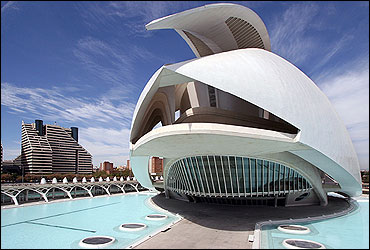 Tenerife Concert Hall.