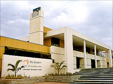 A facility of Dr Reddy's Labs.