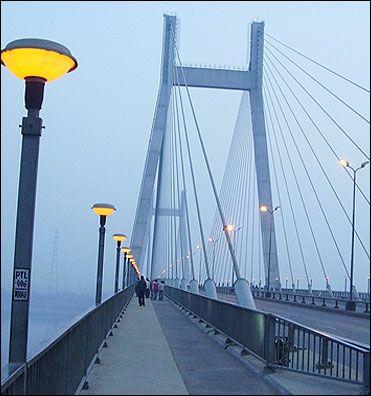 Yamuna Bridge.