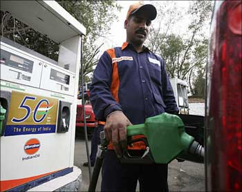Shocker! Diesel costlier by Rs 3/litre; LPG Rs 50 per cylinder