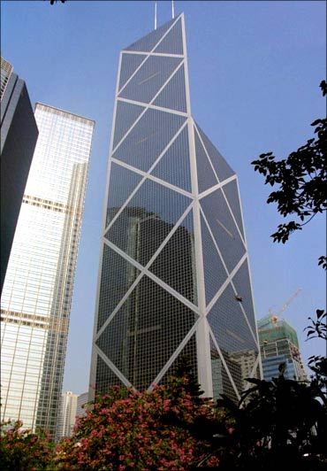 Bank of China.