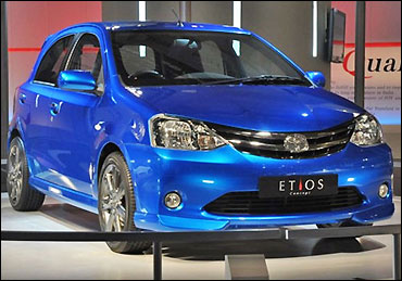 NEW hatchback in town! Toyota Liva at