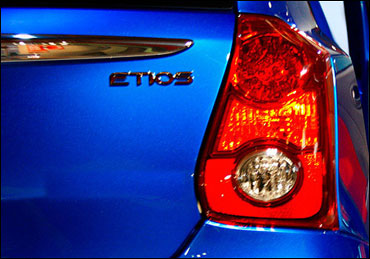 NEW hatchback in town! Toyota Liva at Rs 3.99 lakh