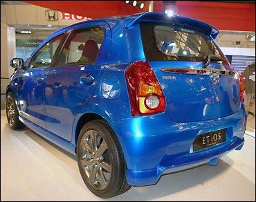 Toyota's Liva.