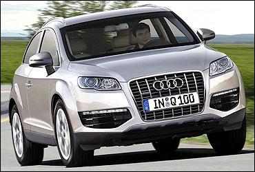 Audi Q1.