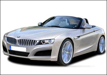 BMW Z2.