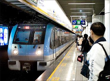 Nanjing Metro.