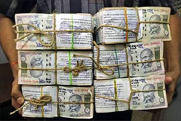 black money in india essay